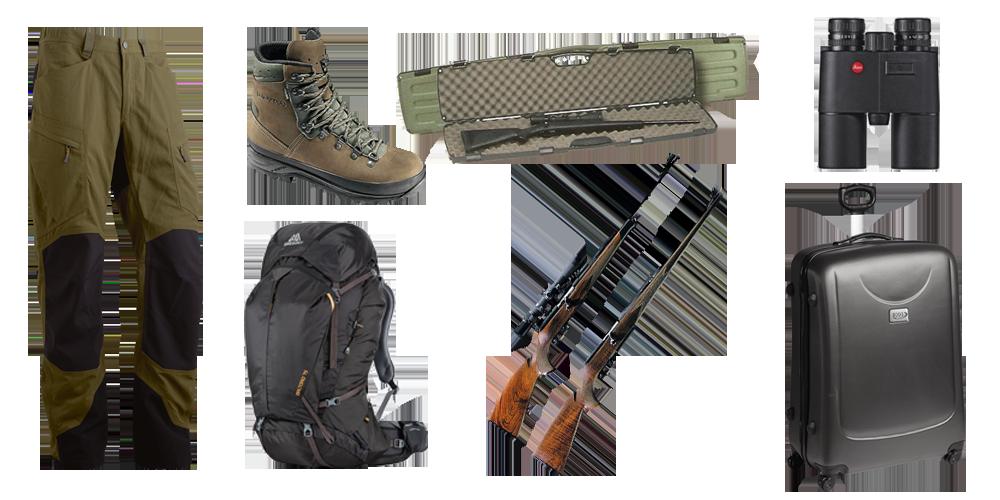 hunting-equipment